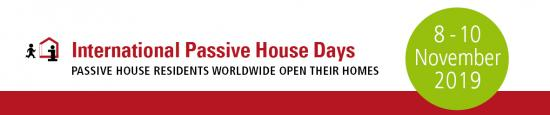 International Passive House Open Days 2019