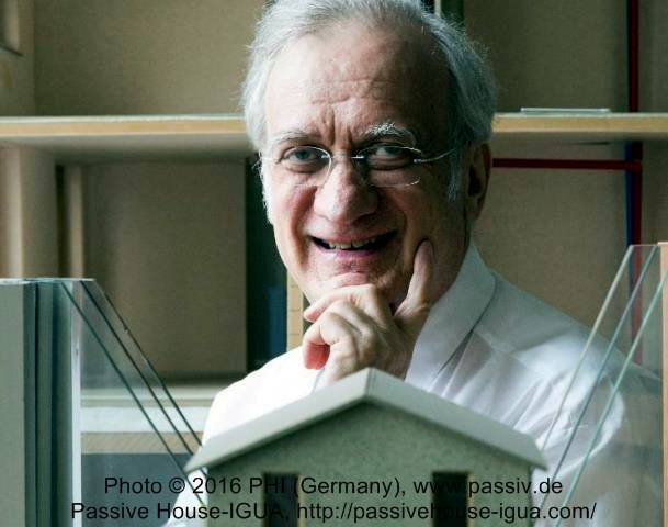 Interview Wolfgang Feist 25 Years Passive House 3
