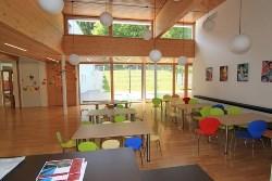 Passivhaus Kindergarten in Kramsach